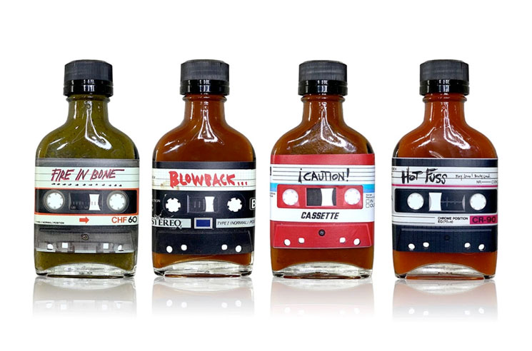 The Killers Are Releasing Their Own Brand of Hot Sauce