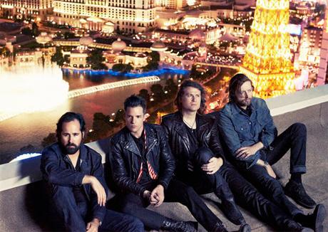 The Killers 'Pale Blue Eyes' (Velvet Underground cover)