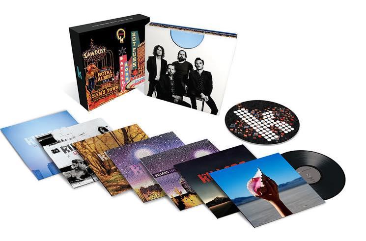 The Killers Unveil Sprawling Career Box Set