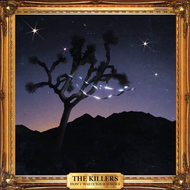 The Killers Compile Christmas Singles for 'Don't Waste Your Wishes' Album