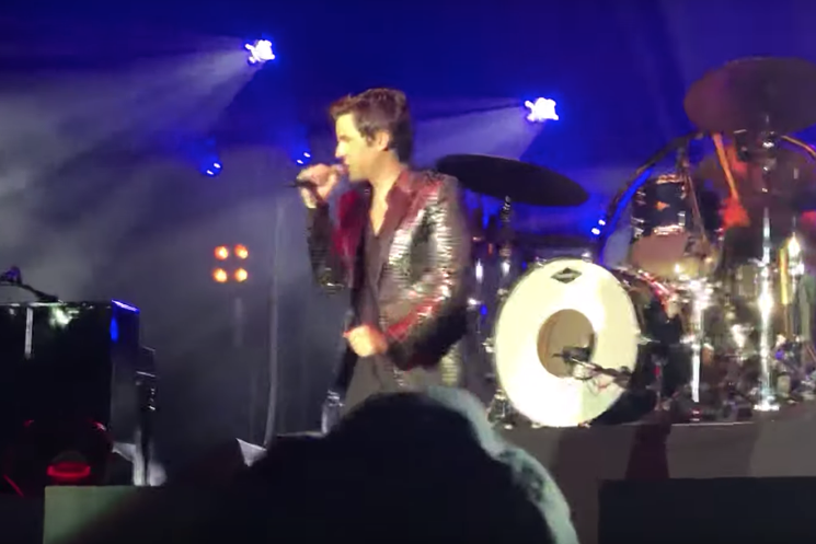 The Killers Honour the Cars' Ric Ocasek with 'My Best Friend's Girl' Cover
