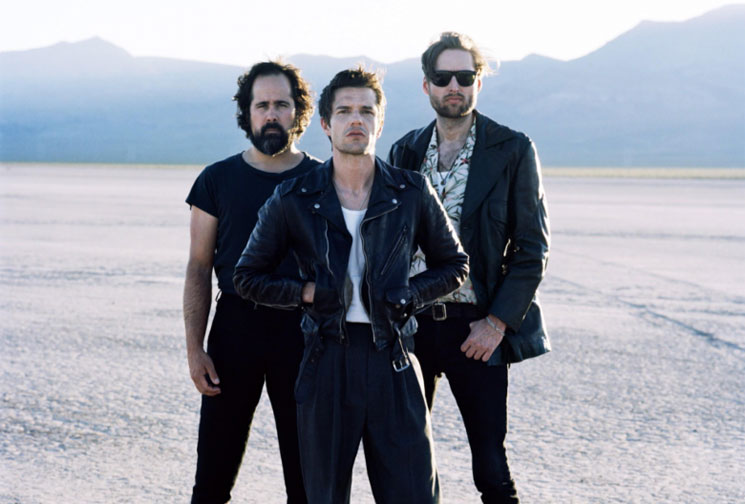 The Killers Hit the Studio with Dave Keuning, Tease New Song