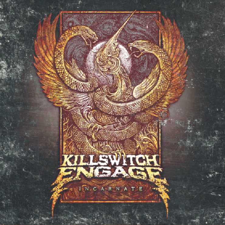 Killswitch Engage Unveil 'Incarnate' Release Date, North American Tour
