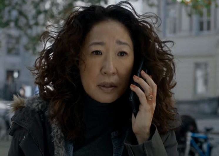 Here's the First Trailer for 'Killing Eve' Season 2