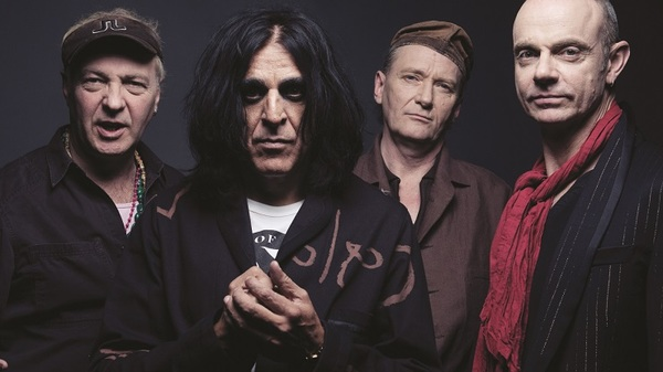 Killing Joke Cancel North American Tour over Health Issues