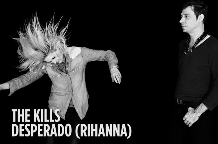 The Kills 'Desperado' (Rihanna cover)
