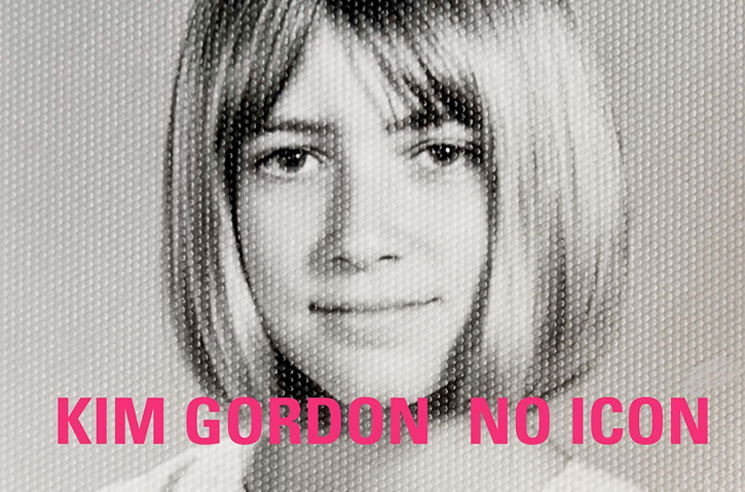 Kim Gordon Unveils New Book 'No Icon'