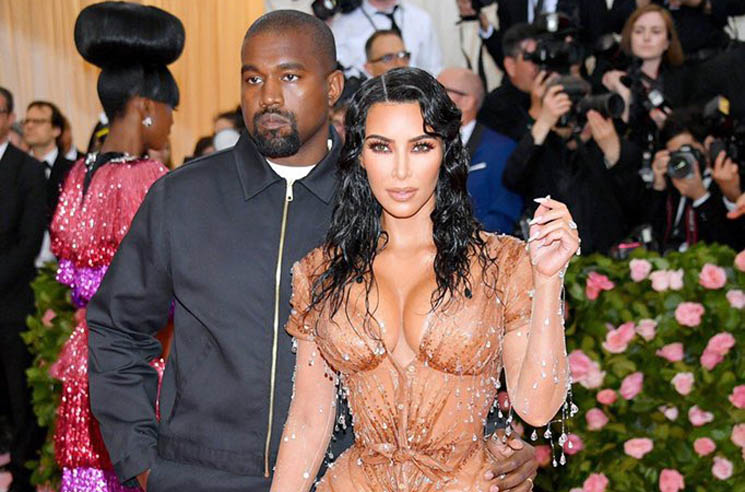 ​Kanye West and Kim Kardashian Welcome Fourth Child
