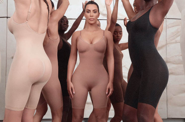 "​Kim Kardashian Accused of Cultural Appropriation over New ""Kimono"" Shapewear Line"