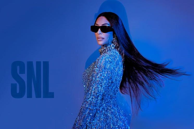 Saturday Night Live: Kim Kardashian West & Halsey October 9, 2021