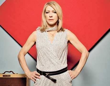 Kim Gordon Prepping Memoirs