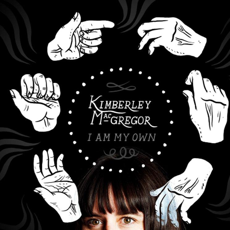 "Kimberley MacGregor ""Trouble"""