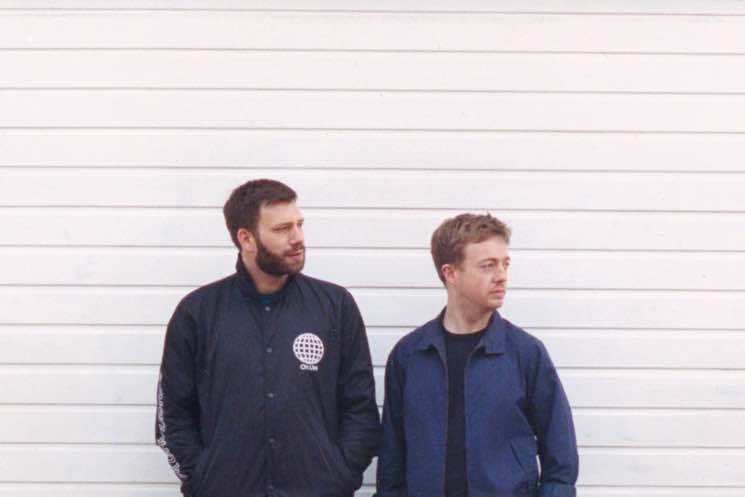 Mount Kimbie Unveil New Track with James Blake