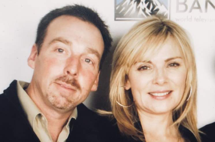 Kim Cattrall's Brother Found Dead in Alberta