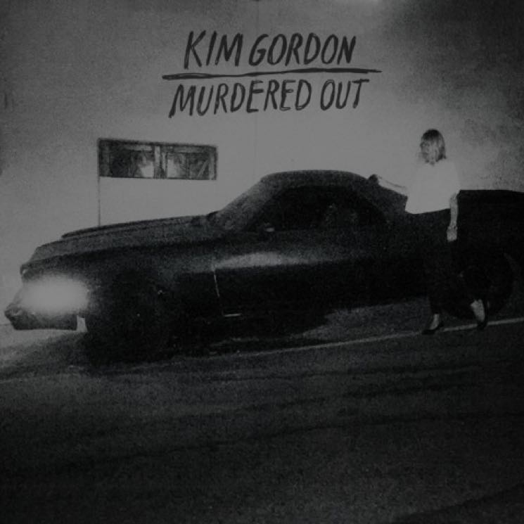 "Kim Gordon ""Murdered Out"""