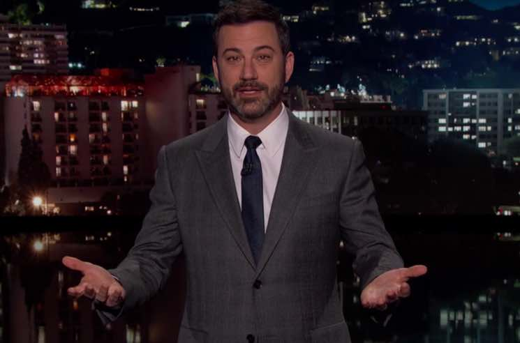 Jimmy Kimmel Apologizes for Blackface Sketch, Use of Racial Slur