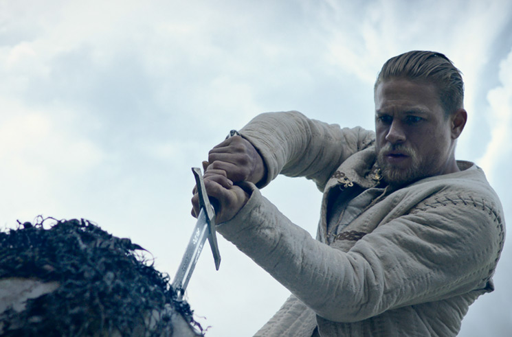 King Arthur: Legend of the Sword Directed by Guy Ritchie