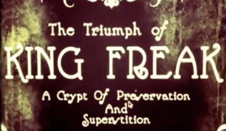 Rob Zombie Shares Teaser for His New Song 'King Freak'
