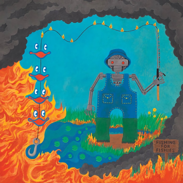 King Gizzard & the Lizard Wizard to Release 'Fishing for Fishies' LP