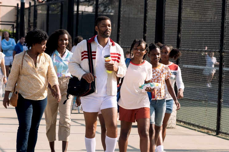 Will Smith as 'King Richard' Shows the Origin Story of Venus and Serena Williams in New Trailer