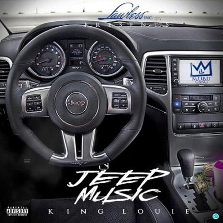 King Louie 'Jeep Music' (mixtape)