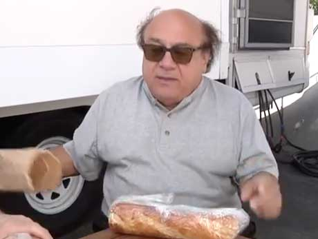 Kings of Leon 'Mechanical Bull' (promo video starring Danny DeVito & Glenn Howerton)
