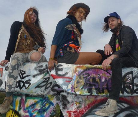 Happy Birthday Offshoot King Tuff Recording Their Sub Pop Debut