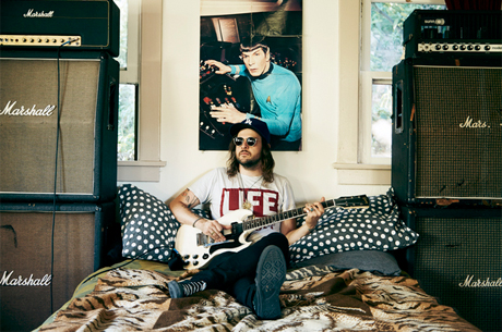 King Tuff Talks the Studio Magic and 'Backwards Messages' of 'Black Moon Spell'