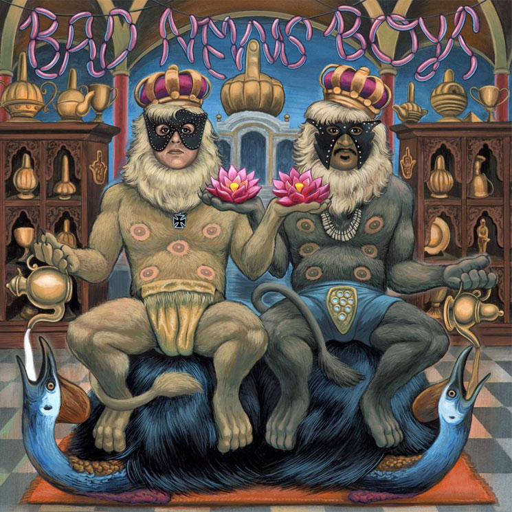 The King Khan & BBQ Show Detail 'Bad News Boys' LP