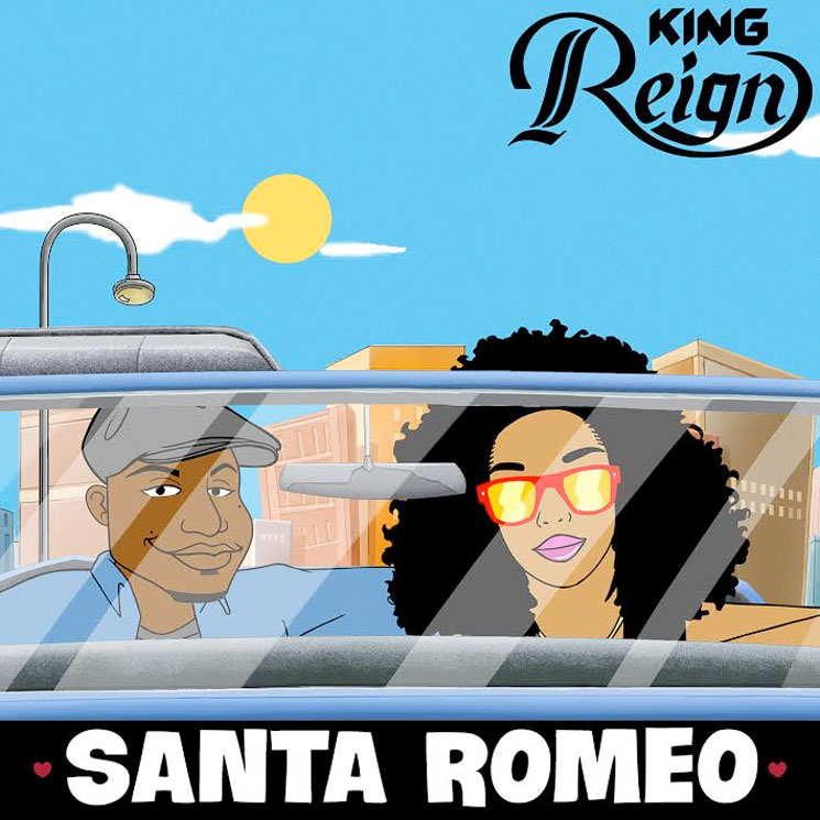 "King Reign ""Santa Romeo"""