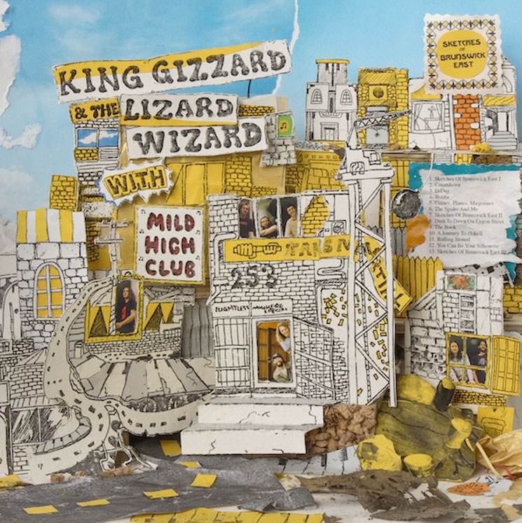 King Gizzard & the Lizard Wizard Release New Album 'Sketches of Brunswick East'