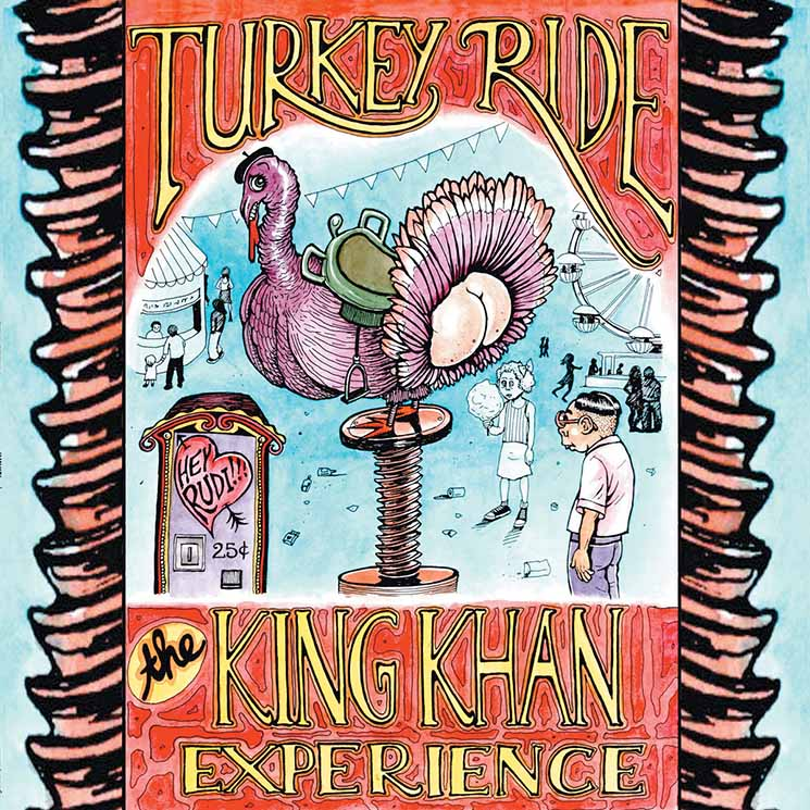 The King Khan Experience Turkey Ride