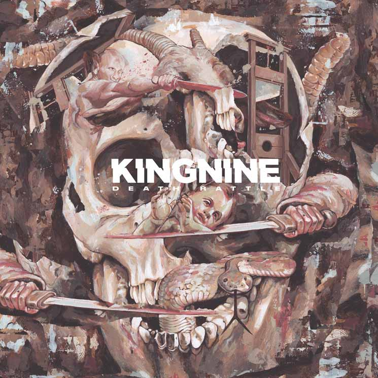 King Nine Death Rattle