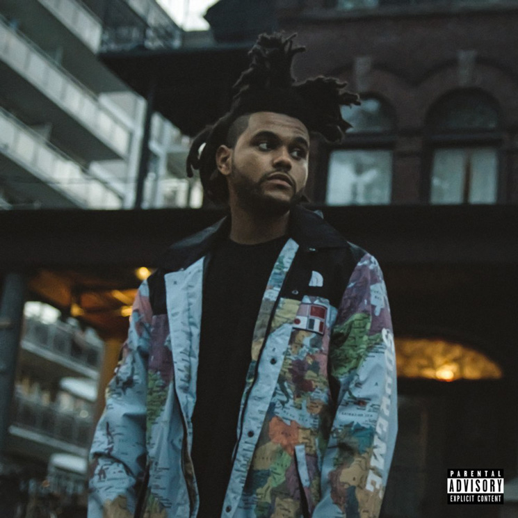 The Weeknd Finally Brings 'King of the Fall' to Streaming Services