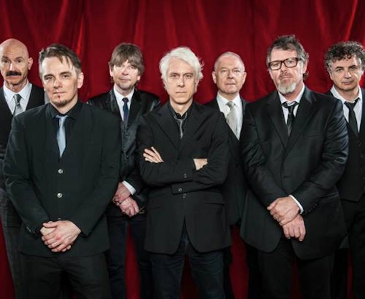 King Crimson Announce Canadian Tour