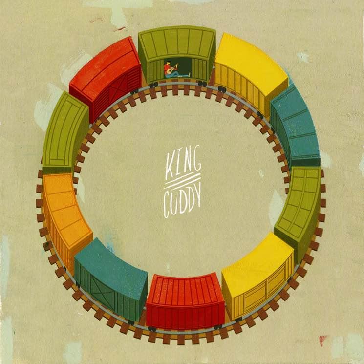 King Cuddy 'King Cuddy' (album stream)