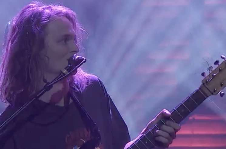 "​Watch King Gizzard and the Lizard Wizard Perform ""The Lord of Lightning"" on 'Conan'"