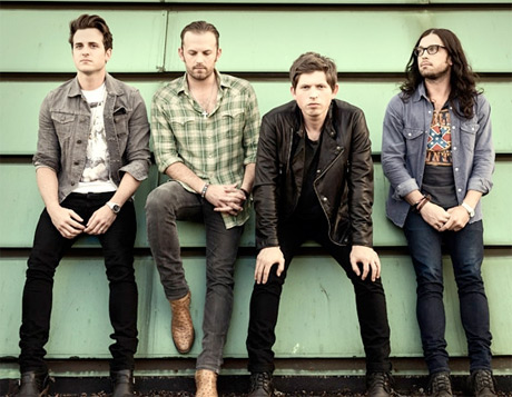 Kings of Leon Take 'Mechanical Bull' on 2014 North American Tour