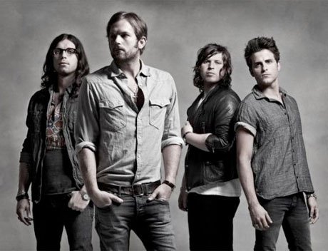 Kings of Leon Set Release Date for 'Mechanical Bull'