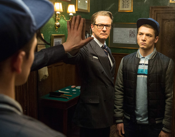 Kingsman: The Secret Service Matthew Vaughn