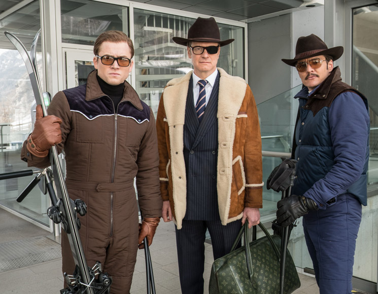 Kingsman: The Golden Circle Directed by Matthew Vaughn