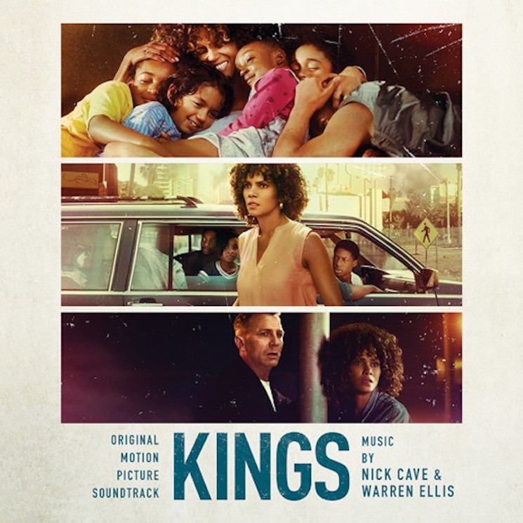 Listen to Two Songs from Nick Cave and Warren Ellis' 'Kings' Score