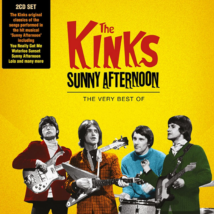 The Kinks Sunny Afternoon: The Very Best of