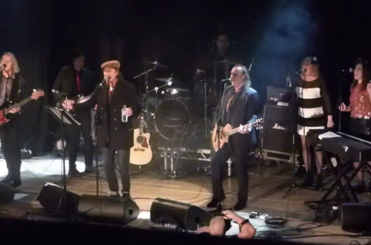 "The Kinks' Ray and Dave Davies Reunited Onstage for ""You Really Got Me"""