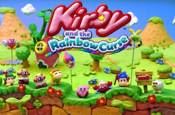 Kirby and the Rainbow Curse Wii U
