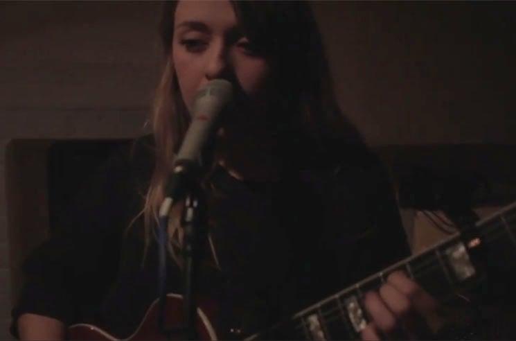 "Kirsten Ludwig ""Cinnamon"" (live video)"