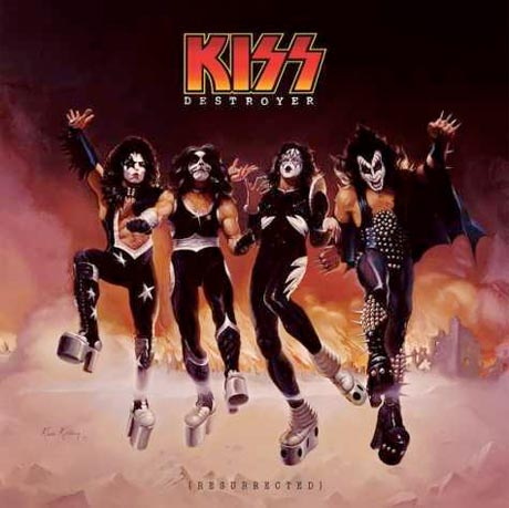 Kiss to Release 'Destroyer: Resurrected'