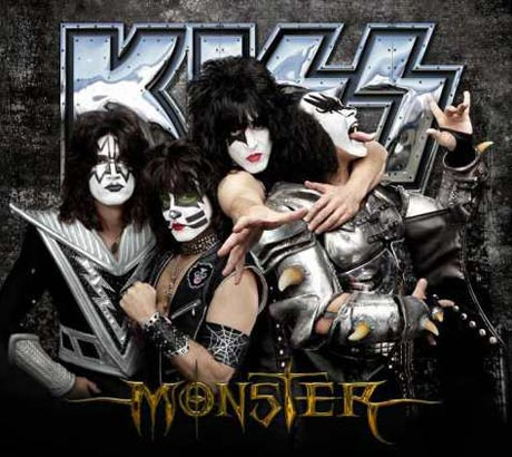 Kiss Detail 'Monster'