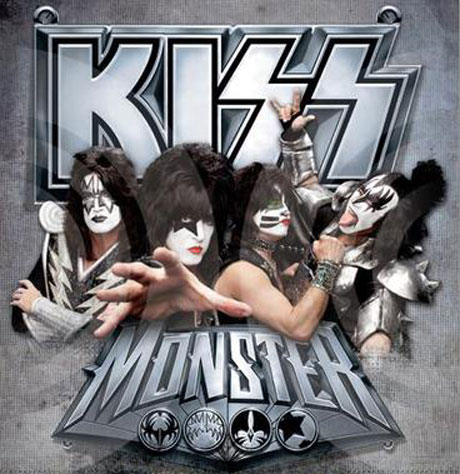 Kiss Outline Canadian 'Monster' Tour