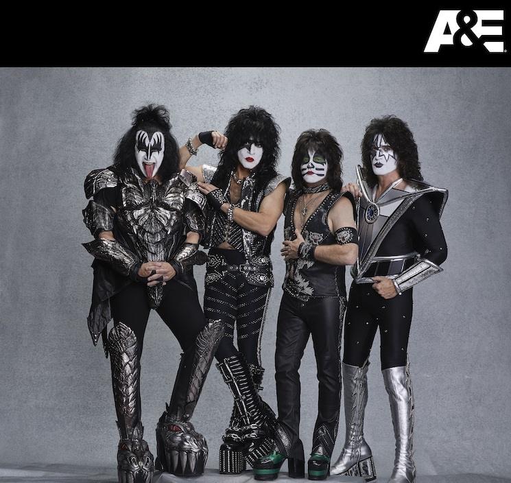 KISS to Be Explored with Four-Hour 'KISStory' Documentary